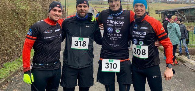 Marco, Martin, Gerrit und Michael starten erfolgreich in die neue Saison